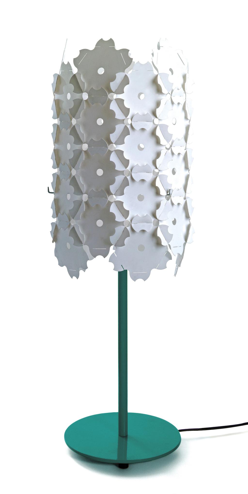 'Amaltas' - modular lamp shade and it variation
