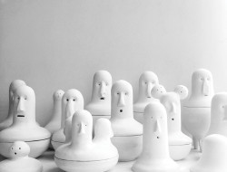 Images from the 'Claymen' range