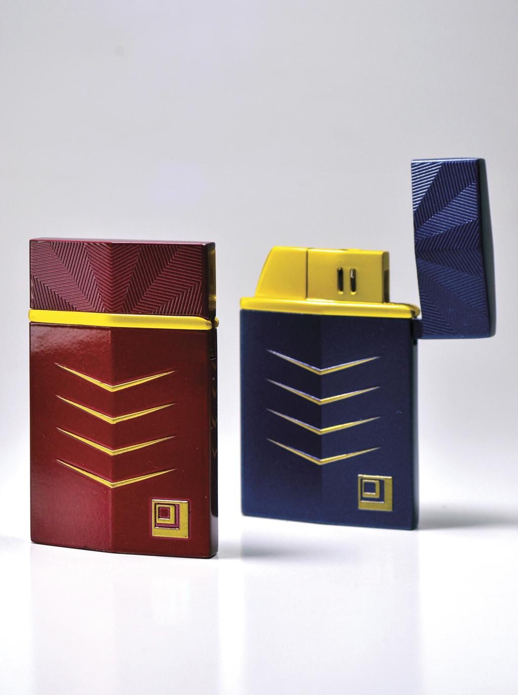 Cigarette lighters for Godfrey Phillips India's domestic tobacco brand FS1