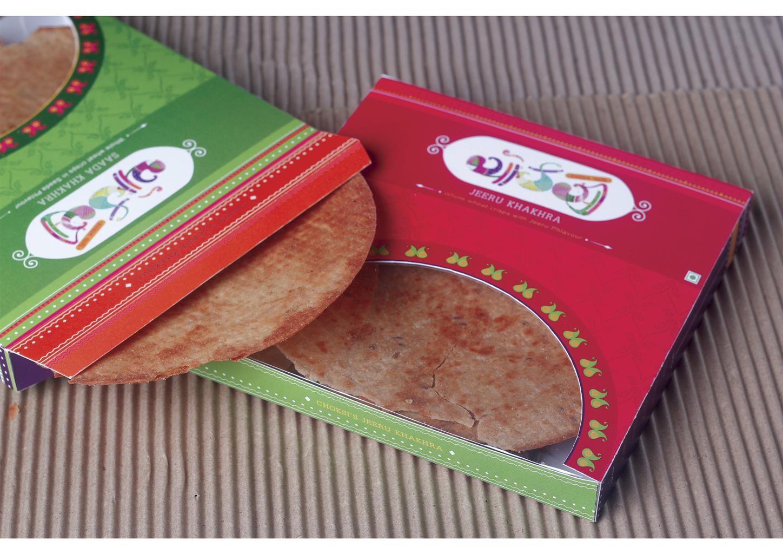 Khakhra Pack - Choksi Shop