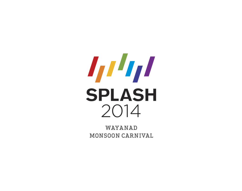BRAND IDENTITY - SPLASH - The Monsoon Carnival