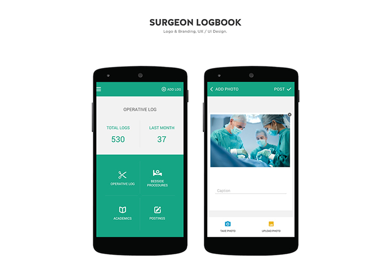 Surgeon Logbook