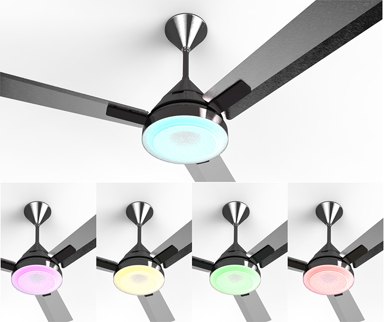 Spectra, Genesis of LED Fans in India