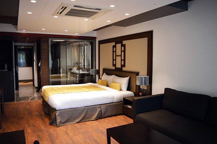 Orchid wing, Brightland Resorts, Mahabaleshwar