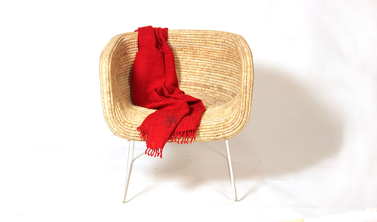 Basket Chair (Bespoke Lounge Furniture)