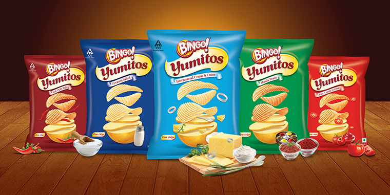 Bingo Yumitos Brand Launch